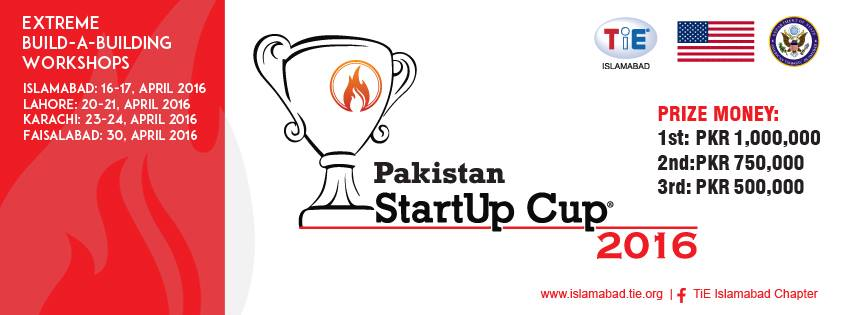 Startup Cup, StartupDotPk, Entrepreneurship