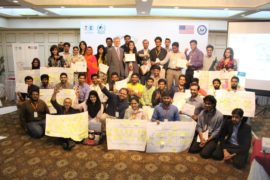 Top 25 Islamabad, Startup Cup, Startup Dot Pk